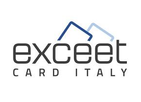 Logo exceet CMYK